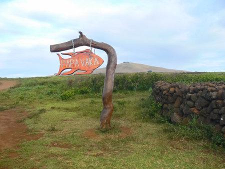 Orongo, the relevance of Easter Island. Orongo, the relevance of Easter Island.