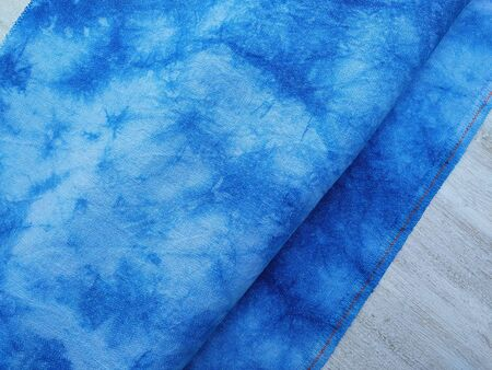 Abstract Tie Dye Canvas Effect Texture Background. Abstract dyed fabric for sewing. Fabric for cross stitch. Fabric EirnnnWorld.