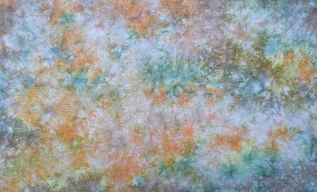 Fond de tissu teint. Beau fond abstrait