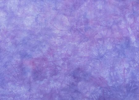 Background of dyed fabric. Beautiful abstract background. Banque d'images
