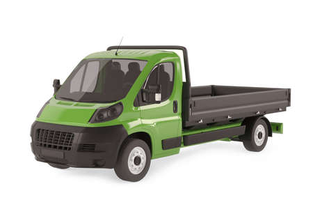 tipping: Cargo delivery vehicle. Tipping lorry