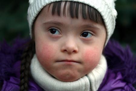 elementary age girl: Portrait of beautiful girl