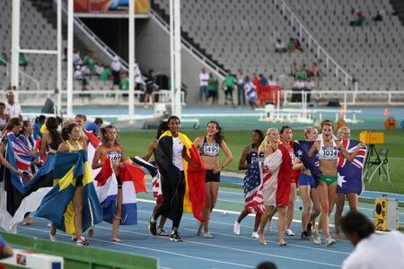 IAAF World Junior Championships on July 13, 2012 in Barcelona, Spain