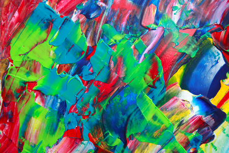 colors paint: Art abstract paint with acrylic colors