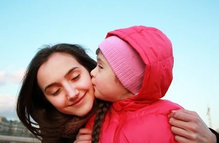 mentally: Happy family moments