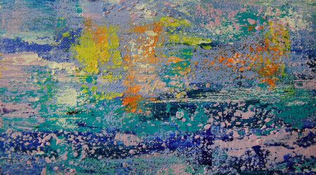 abstract art: Abstract art painting background Stock Photo