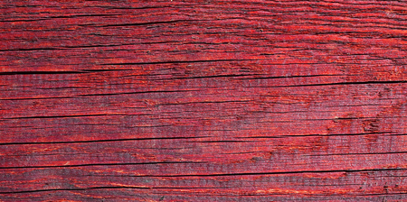 Alte rote Holz Textur