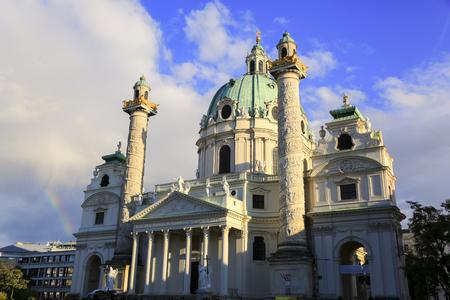 St. Charles Kirche in Wien, Österreich