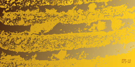Golden background. Vector abstract background. Background for cover. Creative vector background for banner and flyer. Design background. Designer decorative cover