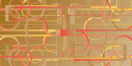 Design background of geometric elements. Vector illustration eps-10