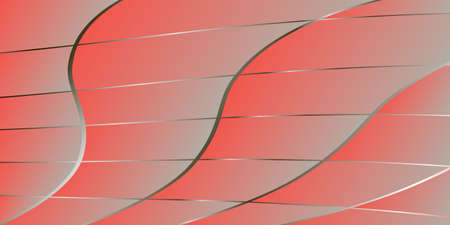 Wavy background. Wavy mesh with a gradient.
