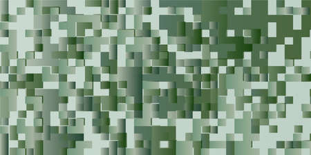 Design background of geometric elements. Square and rectangular shapes.