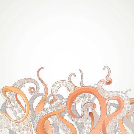 Tentacles background