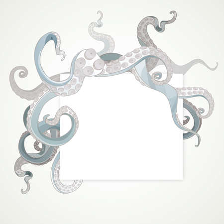 cephalopod: Tentacles frame