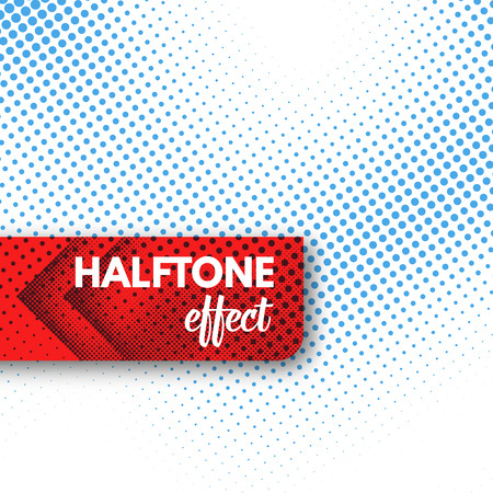 halftone background: Halftone background. Halftone dots. Halftone wallpaper.  Halftone grunge. Halftone effect. Simple Vector Halftone Texture. Illustration