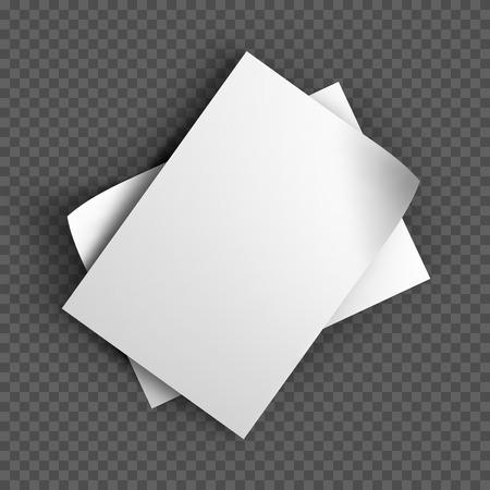 blatt: Papierbogen