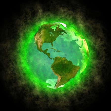Beauty of planet Earth - America Stock Photo - 12295436