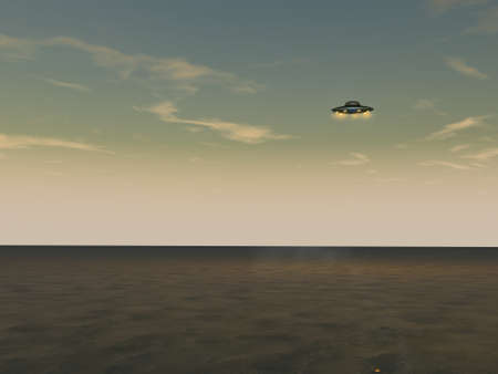 UFO - Unidentified Flying Object photo
