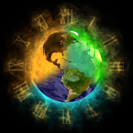 2012 - Transformation des Bewusstseins auf der Erde - Amerika