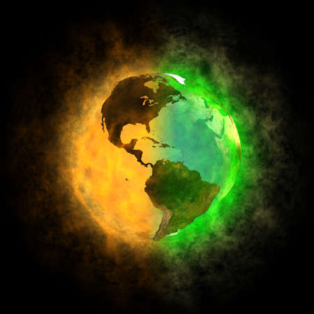 2012 - Transformation of Earth - America