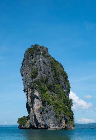 krabi: Krabi island