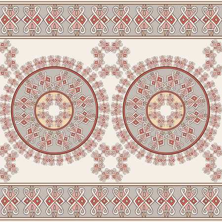 Seamless geometric background Stock Vector - 19585453