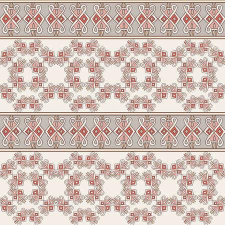 Seamless geometric background Stock Vector - 19585445