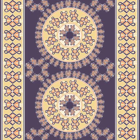 Seamless geometric background Stock Vector - 19585461