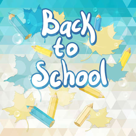 pensil: Back To School