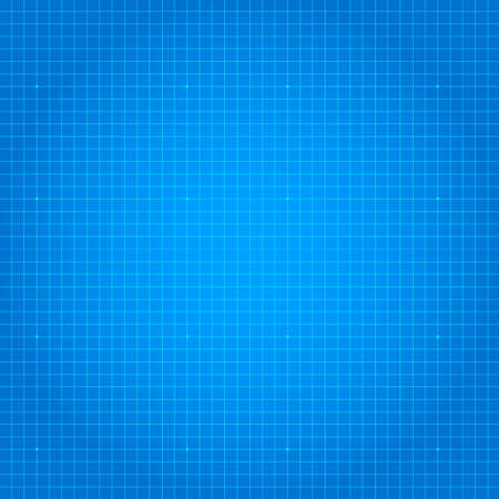Blueprint Seamless Background Stock Vector - 23868482