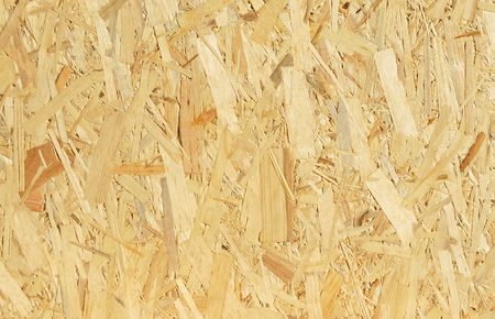 splinter: oriented strand board