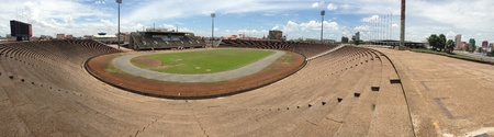 Olympic Stadium in Phnom Penh