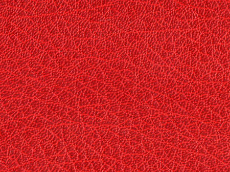 leatherette: red texture