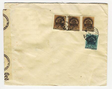 sanctity: busta, la Germania nazista trascurare la sacralit� della posta elettronica