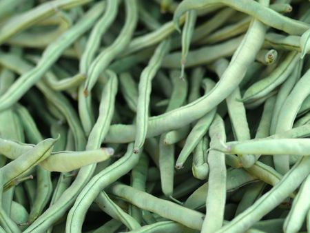 green beans Stock Photo - 3746560