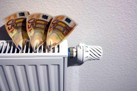 energy costs: Energy costs Stock Photo