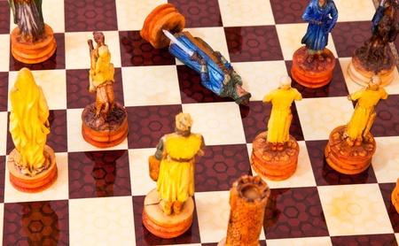 maneuvering: Playing Chess 3