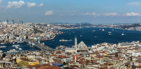 Istanbul city   8203;  8203;view