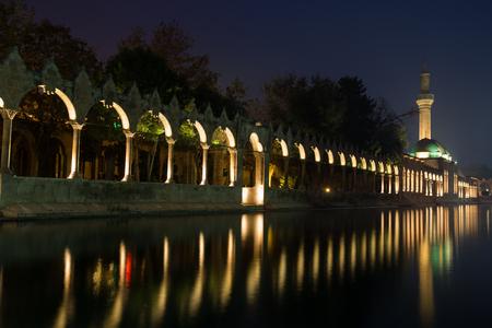 mesopotamian: Halil-ur Rahman Mosque