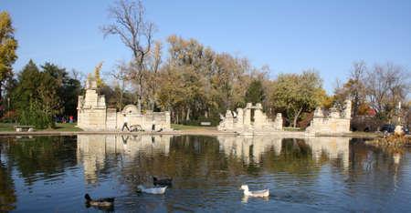 St Louis pond