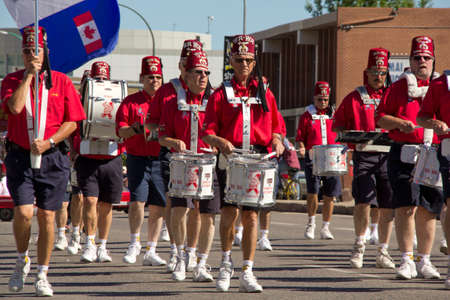 ex: 2011 Queen City Ex Parade in Regina, Saskatchewan