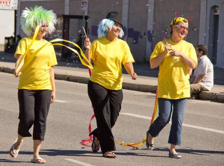 regina: 2011 Queen City Ex Parade in Regina, Saskatchewan