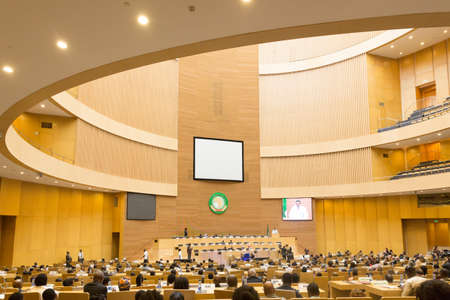 genocide: The African Union Commission, in collaboration with the Embassy of the Republic of Rwanda, organized the Commemoration of the 20th Anniversary of the Rwanda Genocide, on 11 April, 2014, at the African Union Nelson Mandela Hall in Addis Ababa, Ethiopia