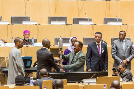 ababa: The African Union Commission, in collaboration with the Embassy of the Republic of Rwanda, organized the Commemoration of the 20th Anniversary of the Rwanda Genocide, on 11 April, 2014, at the African Union Nelson Mandela Hall in Addis Ababa, Ethiopia