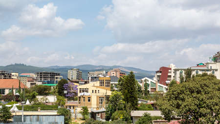 bole: The neighborhoods of bole area of the capital city of Ethiopia, Addis Ababa