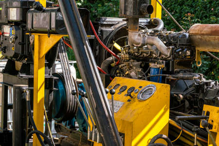 closer: A closer look at the inner workings of a hydraulic construction machinery