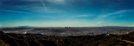 griffith: Griffith Observatory & Los Angeles Panorama