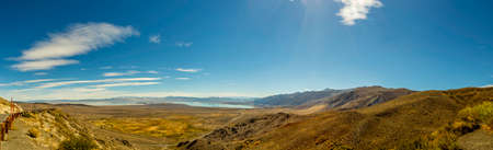 mammoth lakes: Mono Lake Basin Panorama