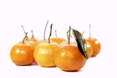 sourness: Mandarin fruits