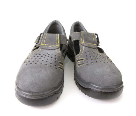 Pair of shoes from job